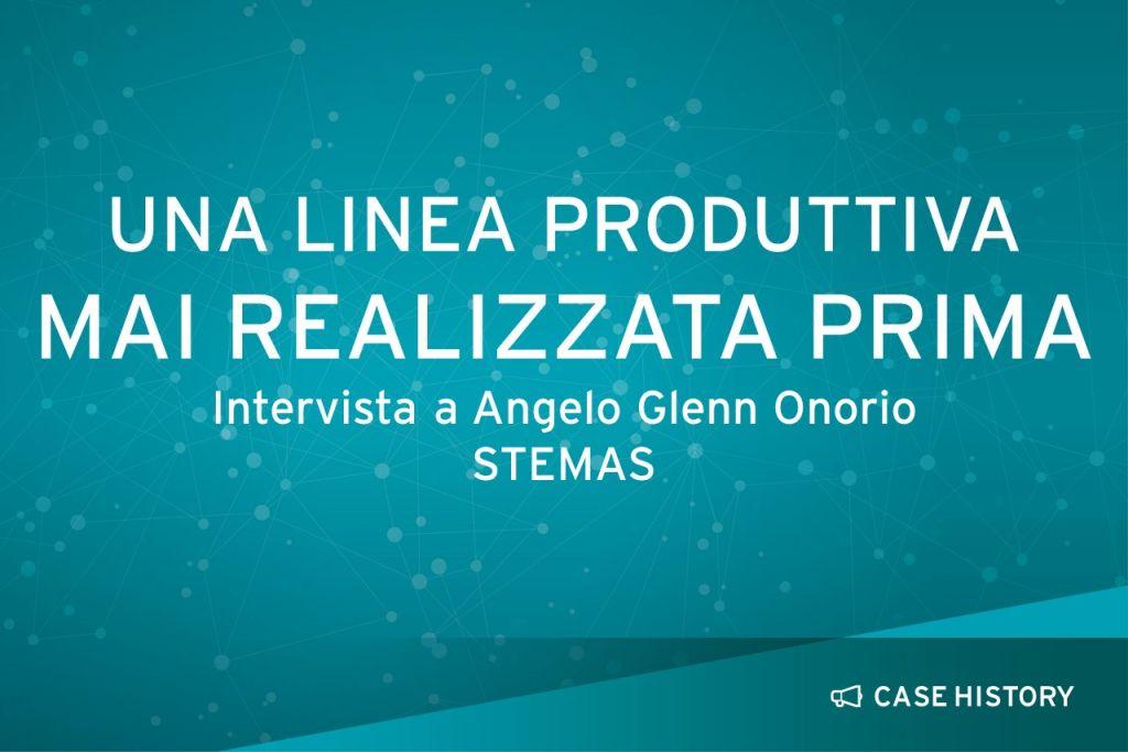CASE History STEMAS MicroStation Progenio