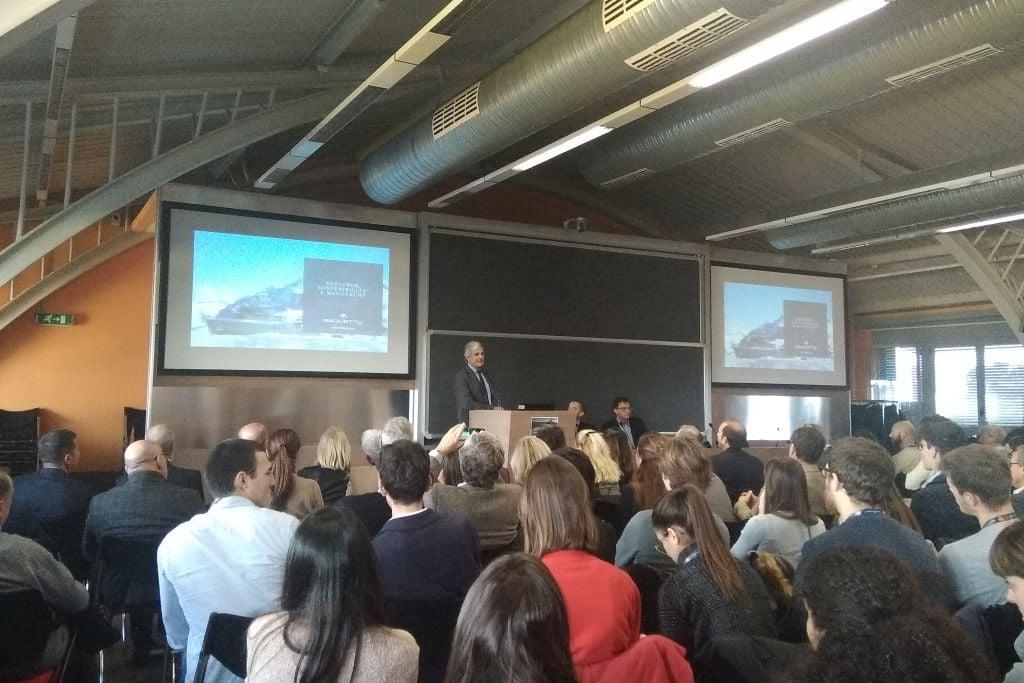 Cantieri Baglietto a Italian Yacht Design Conference