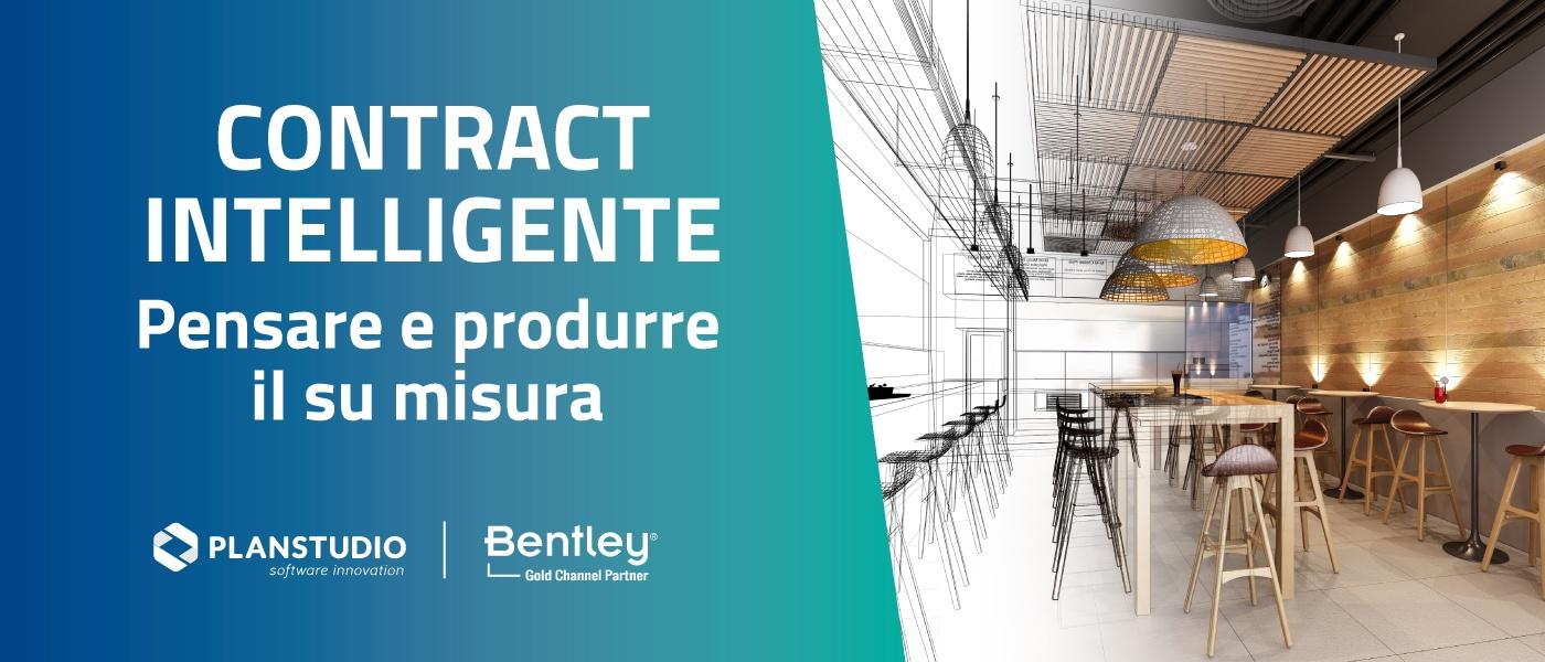 Contract Intelligente  - gestione ottimale delle commesse di arredo contract