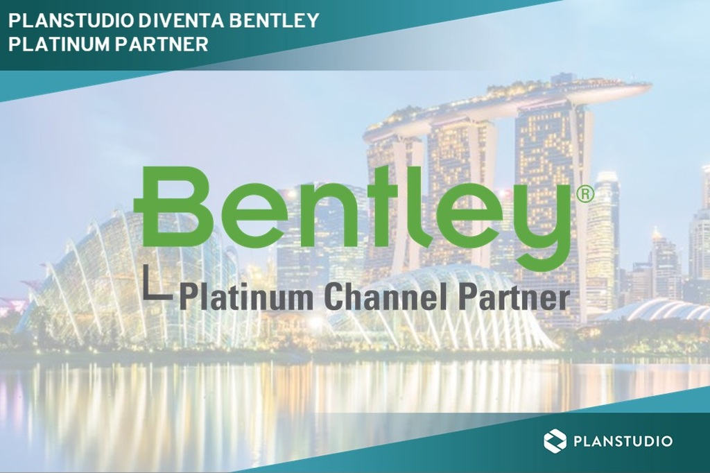 Planstudio Bentley Platinum Partner