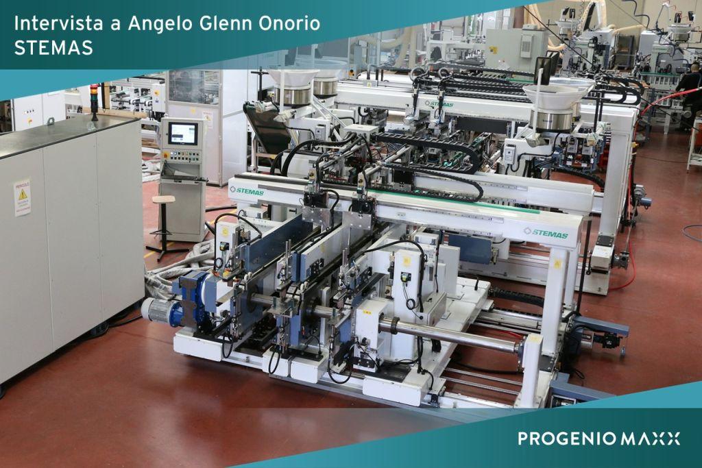 MACCHINA CNC STEMAS MICROSTATION E PROGENIO