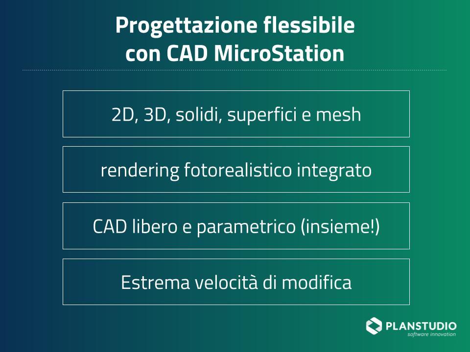 Microstation per gestire efficacemente commesse arredo contract Progenio