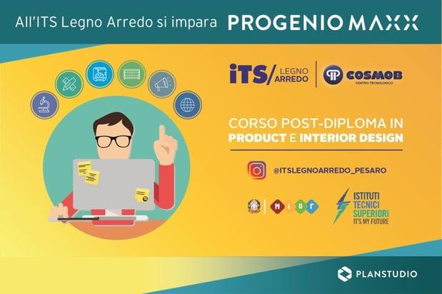 PLANSTUDIO E COSMOB _ PROGENIO MAXX