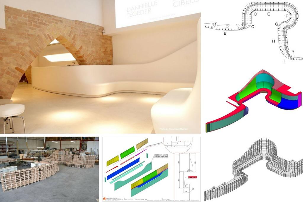 Principali formati CAD utilizzati da Dal Pos con cad MicroStation