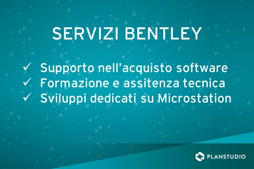 formazione assistenza software Bentley Systems
