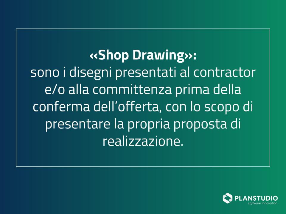 Shop Drawings - come ottimizzare la progettazione di cucine contract