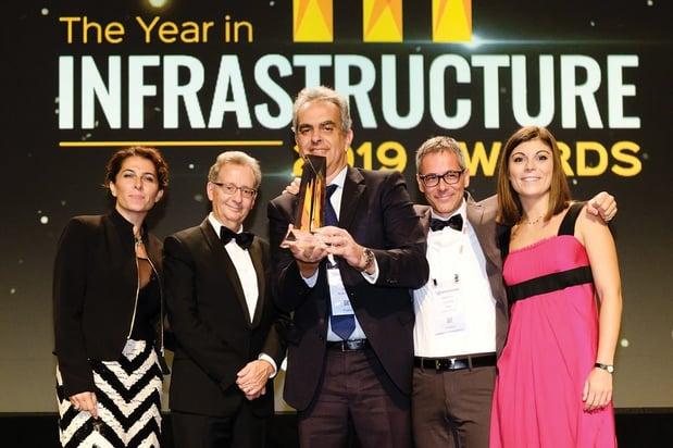 Italferr premiata a YII2019 di Singapore