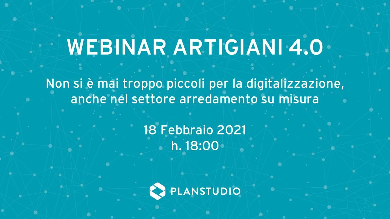 WEBINAR ARTIGIANI 4.0 COPERTINA COMMUNITY